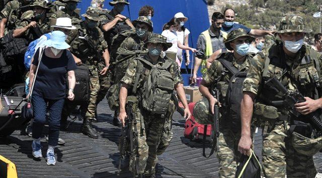 Son Dakika: Türkiye'den Yunanistan'a 'Meis Adası'na askeri sevkiyat' tepkisi: Böyle bir provokasyona asla müsaade etmeyeceğiz