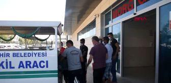 Karıncalı: ANTALYA Sulama kanalına düşen 5 yaşındaki El Hemed boğuldu