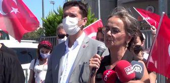 Zeynep Küçük: İstanbul Barosu hakkında suç duyurusu