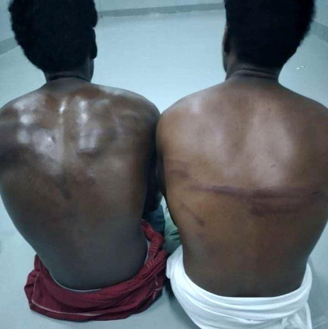 Suudi Arabistan'ın karantina merkezlerindeki göçmenler insanlık dışı koşullarda yaşıyor