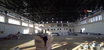 Zafer Haftası: Türkiye'nin Avrupa standartlarındaki ilk güreş salonu açıldı