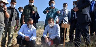 Cazibe Merkezi: Bakan Kasapoğlu jeopark çalışmalarını inceledi