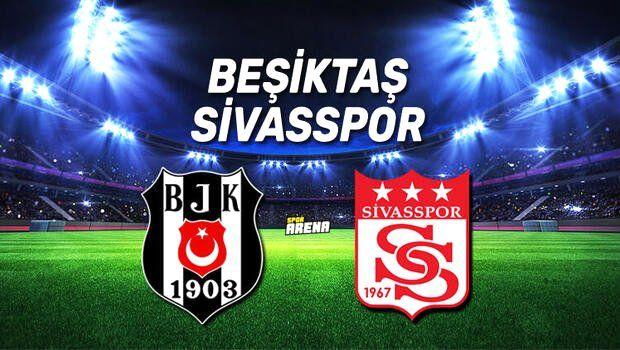 Beşiktaş - Sivasspor (The Land of Legends Cup'ta final belli oluyor)