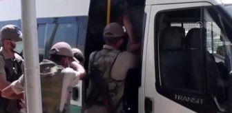El Bombası: Son dakika haberi | Azez ilçesinde terör operasyonu