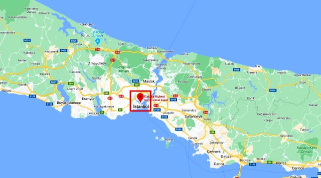 Galata kulesi nerede? Galata kulesine nasıl gidilir, haritadaki yeri neresi? Galata kulesi tarihçesi nedir? Galata kulesi en yakın yol tarifi