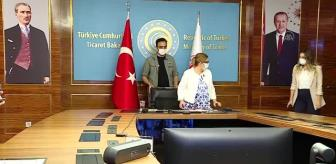 Gümrük Birliği: Bakan Pekcan'dan Akdeniz ülkelerine ticari iş birliği çağrısı (1)