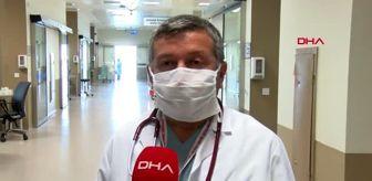 Çetinkaya: KAYSERİ Türkiye'yi öven Meksikalı hastanın doktoru Böyle geri dönüşler, yorgunluğumuzu alıyor