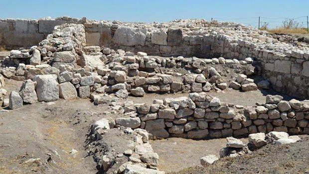 Amorium Antik Kenti'nin 2021'de turizme açılması bekleniyor