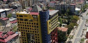 İsmetpaşa Mahallesi: 'Dünyanın en saçma binası' yıkılacak