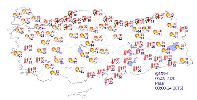 Hava durumu İstanbul 5 günlük: Hava nasıl olacak? Meteoroloji İstanbul hava  durumu - Haberler
