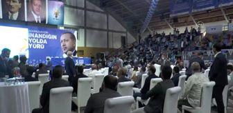 Recep Uncuoğlu: AK Partili Yavuz ilçe kongresinde konuştu