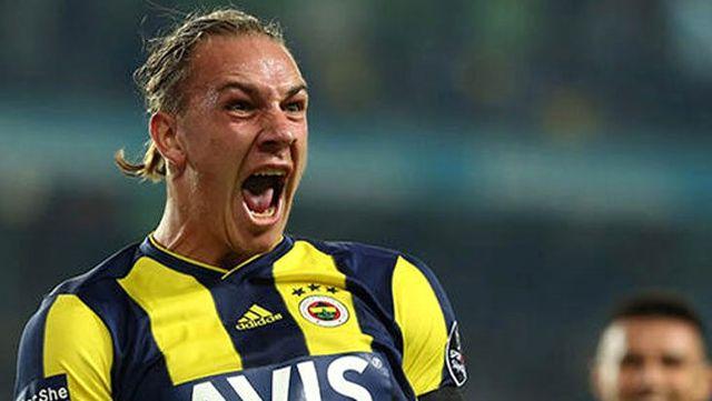 Fenerbahçe, Michael Frey'i 1 yıllığına Kasımpaşa'ya kiralayacak