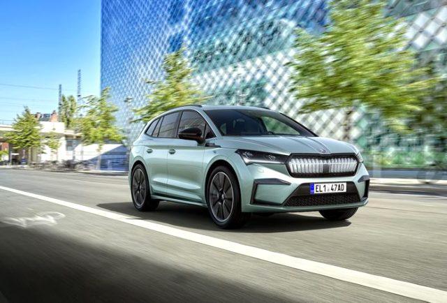 İlk elektrikli SUV'unu tanıtan Çek otomobil üreticisi Skoda, yerli otomobile rakip olacak