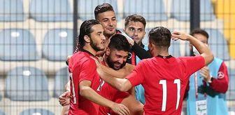 Hamit Altıntop: Ümit Milli Takım, Andorra'yı tek golle geçti
