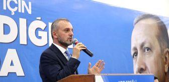 Yakup Akkaya: AK Parti Kdz. Ereğli ilçe başkanlığına Bozkurt seçildi