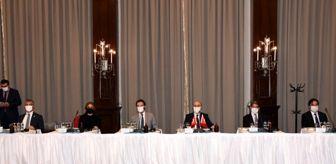 Aihm: Son dakika haber! MAÜ, AİHM Başkanı Spano ile STK temsilcilerini bir araya getirdi