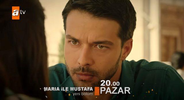 Maria ile Mustafa 2. bölüm fragmanı yayımlandı! Maria ile Mustafa 1. bölüm izle