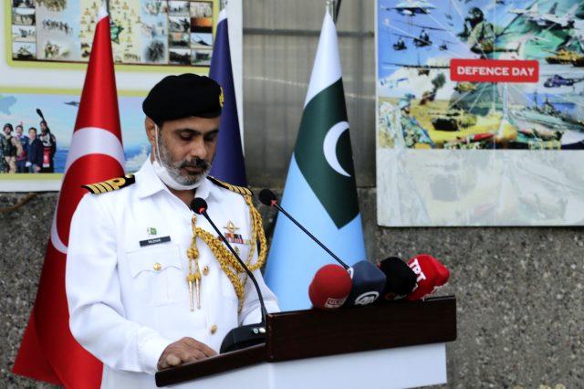 Pakistan Savunma Günü Türkiye'de kutlandı