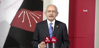 Kemal Kılıçdaroğlu: CHP Genel Başkanı Kemal Kılıçdaroğlu: 'Her kafadan bir ses çıkıyor, Bilim Kurulunun bir sözcüsü...
