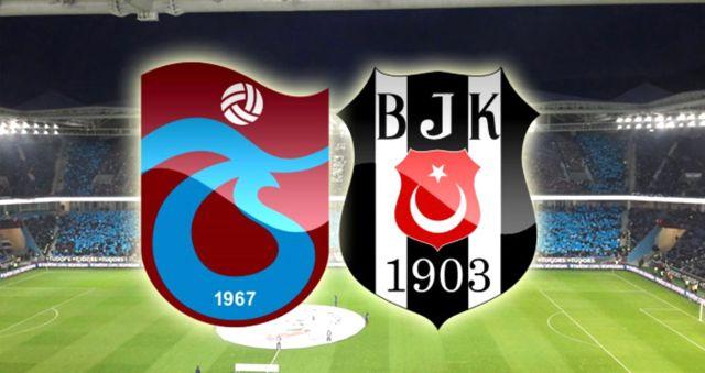 Derbi maçı ne zaman? Trabzonspor Beşiktaş maçı ne zaman, saat kaçta? Trabzonspor Beşiktaş maçı şifresiz canlı izlenecek mi? TS BJK saat kaçta?