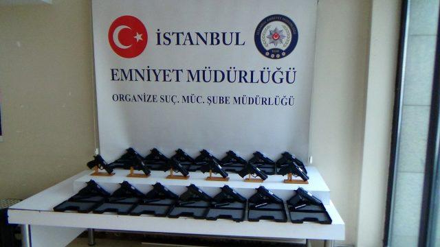 Eski Süper Lig futbolcusu, silah kaçakçılığından tutuklandı