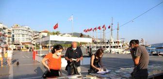 Barış İnce: Marmaris'te kitapseverler edebiyatçılarla bir araya geliyor