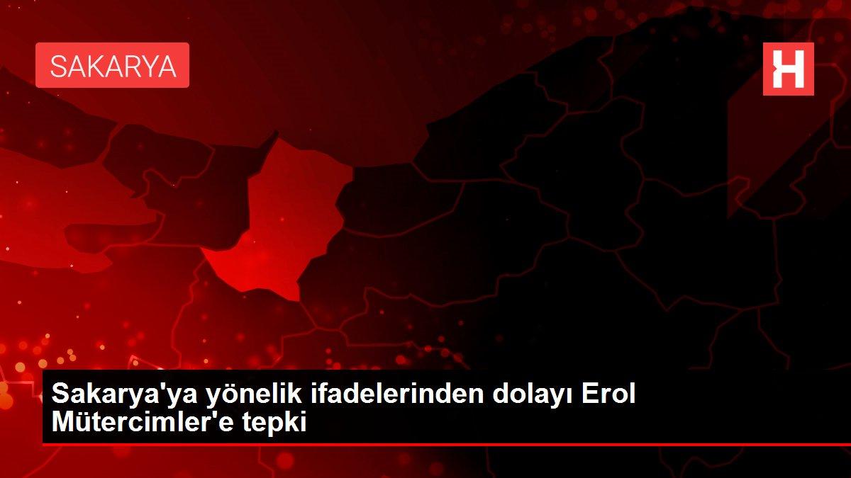 Sakarya'ya yönelik ifadelerinden dolayı Erol Mütercimler'e tepki