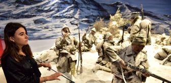 Sarıkamış: Son dakika haberleri! Sarıkamış Sergisi Anadolu Şehitler Müzesi'nde