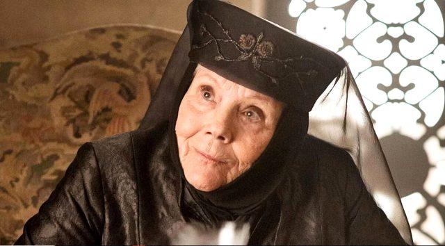 'Game of Thrones'un 'Lady Tyrell'i Diana Rigg 82 yaşında hayatını kaybetti