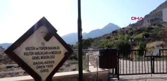Sagalassos: BURDUR Sagalassos'un gözdesi Antoninler Çeşmesi