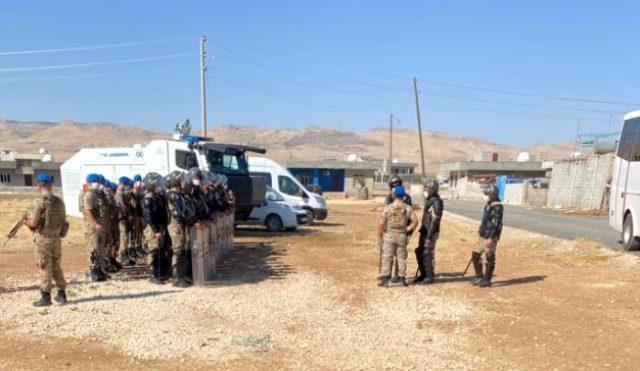 Mardin'de bir mahalle DEDAŞ'a karşı üç gündür eylemde!