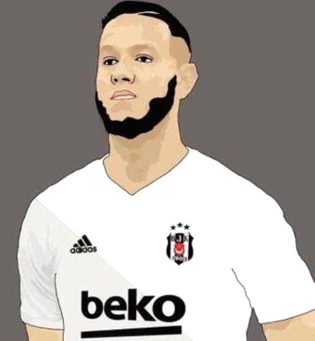 Beşiktaş'ın prensipte anlaştığı Josef de Souza İstanbul'a geldi