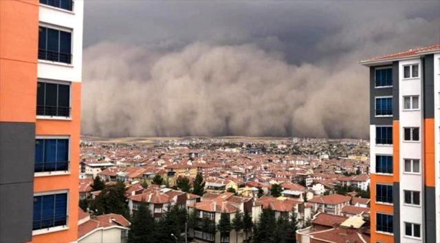 Prof. Dr. Hüseyin Toros: Türkiye'de toz taşınımı hafta boyunca devam edecek