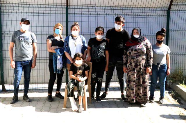 Yunan askeri sınırı geçmek isteyen 8 yaşındaki kız çocuğunu plastik mermiyle vurdu