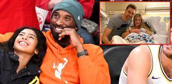 Kobe Bryant: Pau Gasol yeni doğan kızına, eski takım arkadaşı Kobe Bryant'ın kızı Gianna'nın ismini verdi