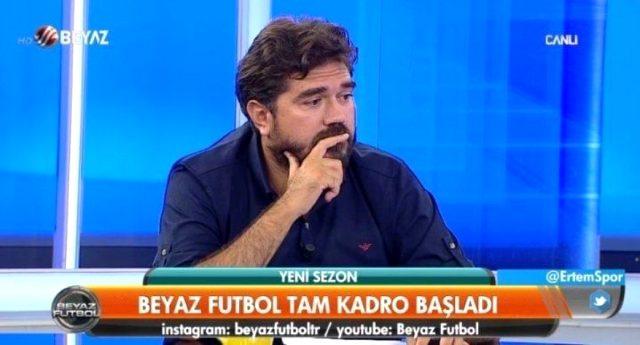 Rasim Ozan Kütahyalı'nın Beyaz Futbol'a geri dönmesi sonrası Boşnaklar, kanalın önünde protesto düzenledi