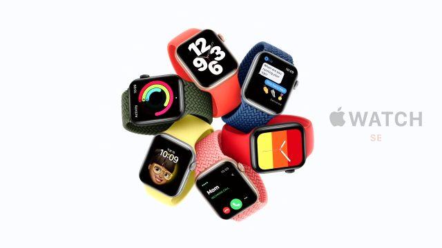 Apple Watch Series 6 ve Apple Watch SE tanıtıldı! İşte özellikleri ve fiyatı