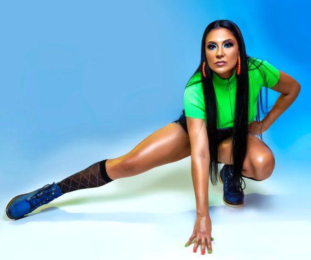 Brezilyalı model MC Rielle, en değerli şeyim dediği kalçalarını sigortalattı