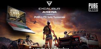 Pubg Lite: Excalibur Arena PUBG Lite Turnuvası başlıyor