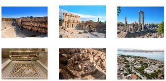 Yedi bölgesindeki tarih ve kültürel miraslarıyla Türkiye turistlerin gözbebeği