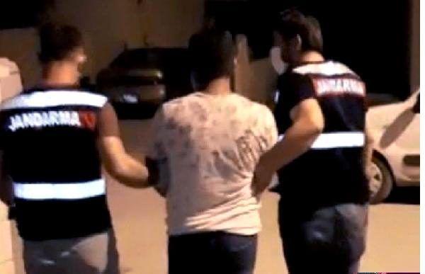 Tarsus'ta PYD/YPG'li terörist yakalandı