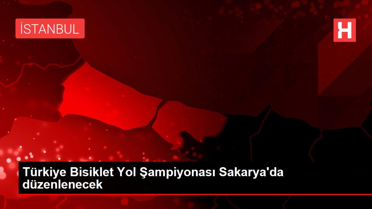 Türkiye Bisiklet Yol Şampiyonası Sakarya'da düzenlenecek
