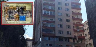 Çubuk: 12 katlı binadaki bomba süsü verilen düzenek, çocukların proje ödevi çıktı