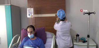 Mustafa Demirel: Korona virüsü yenen hasta: 'Çok zor bir süreç gerçekten. Canlı canlı ölü gibisiniz'