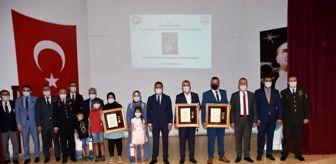 Sinop Valiliği: Sinop'ta şehit yakınları ve gazilere devlet övünç madalyası