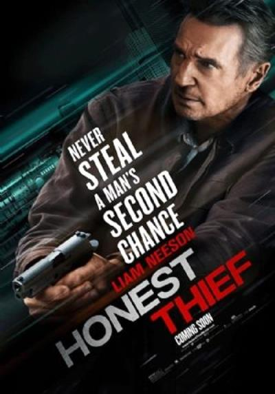 Honest Thief Filmi