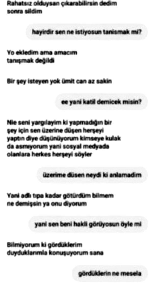 Aleyna'nın şüpheli ölümünden sorumlu tutulan Ümitcan Uygun'a atılan mesajlar insanlıktan utandırdı: Kaşıyanı kaşıyacaksın