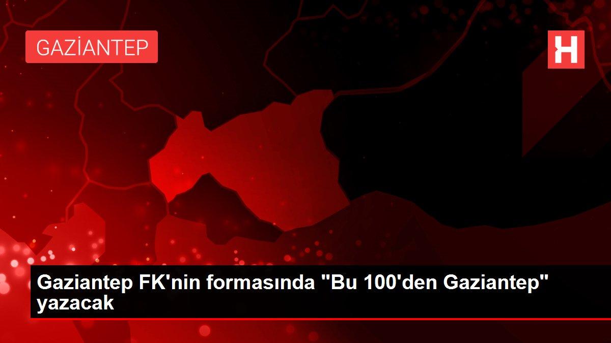 Gaziantep FK'nin formasında