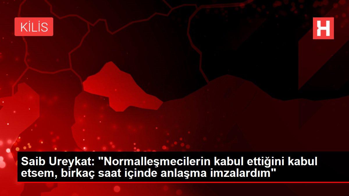 Saib Ureykat: