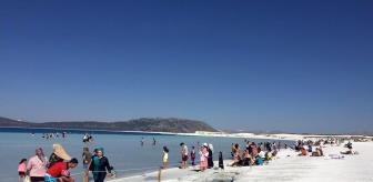 Burdur: Salda Gölü imar planı onaylandı